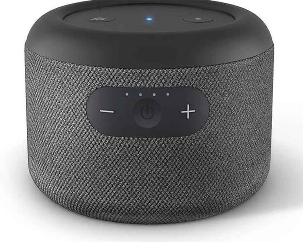 Amazon Echo Input Portable smart speaker launched in India