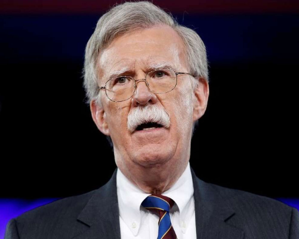 America supports India's right to self-defence: US NSA Bolton to Ajit Doval
