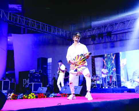 Annual festival at PDM University