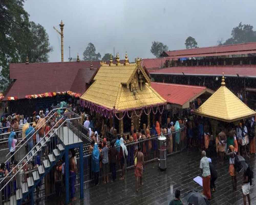 Another Kerala woman allegedly stopped from entering Sabarimala moves SC; plea to be heard next week