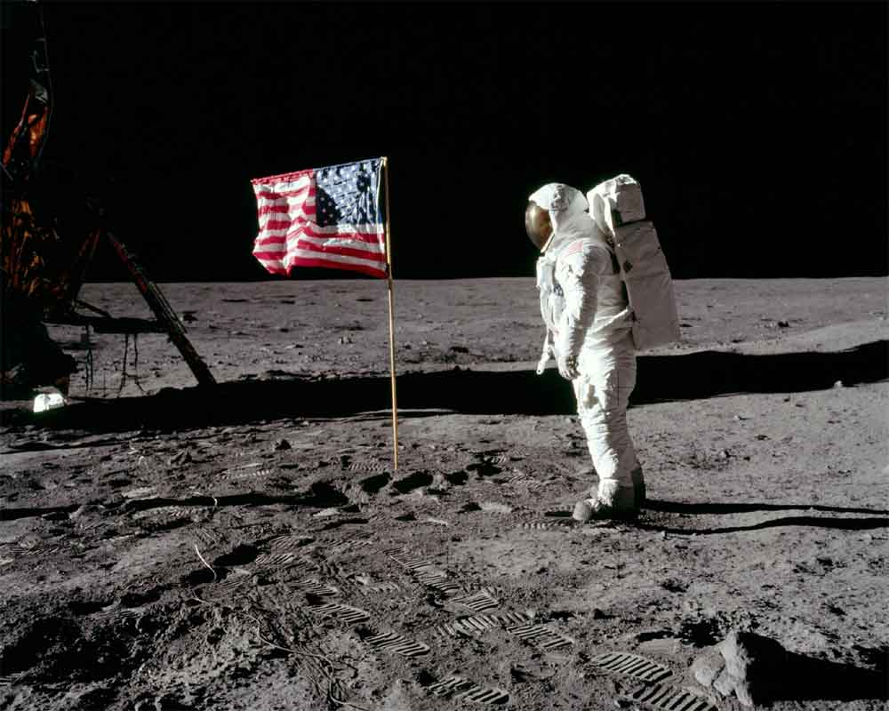Apollo 11 mission to be projected onto Washington Monument