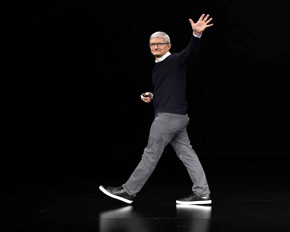 Apple CEO Tim Cook's biography's India launch soon