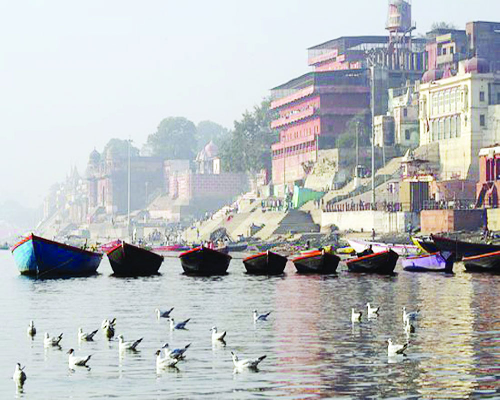 Are we as holy about Ganga?