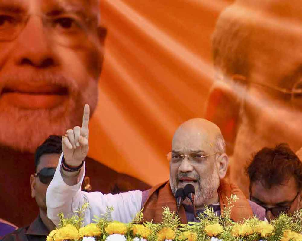 Art 370 to be withdrawn from J&K if voted to power: Amit Shah