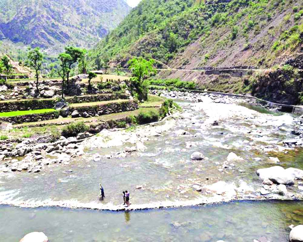 Aviral Ganga! 2 hydro projects dead in water for threat