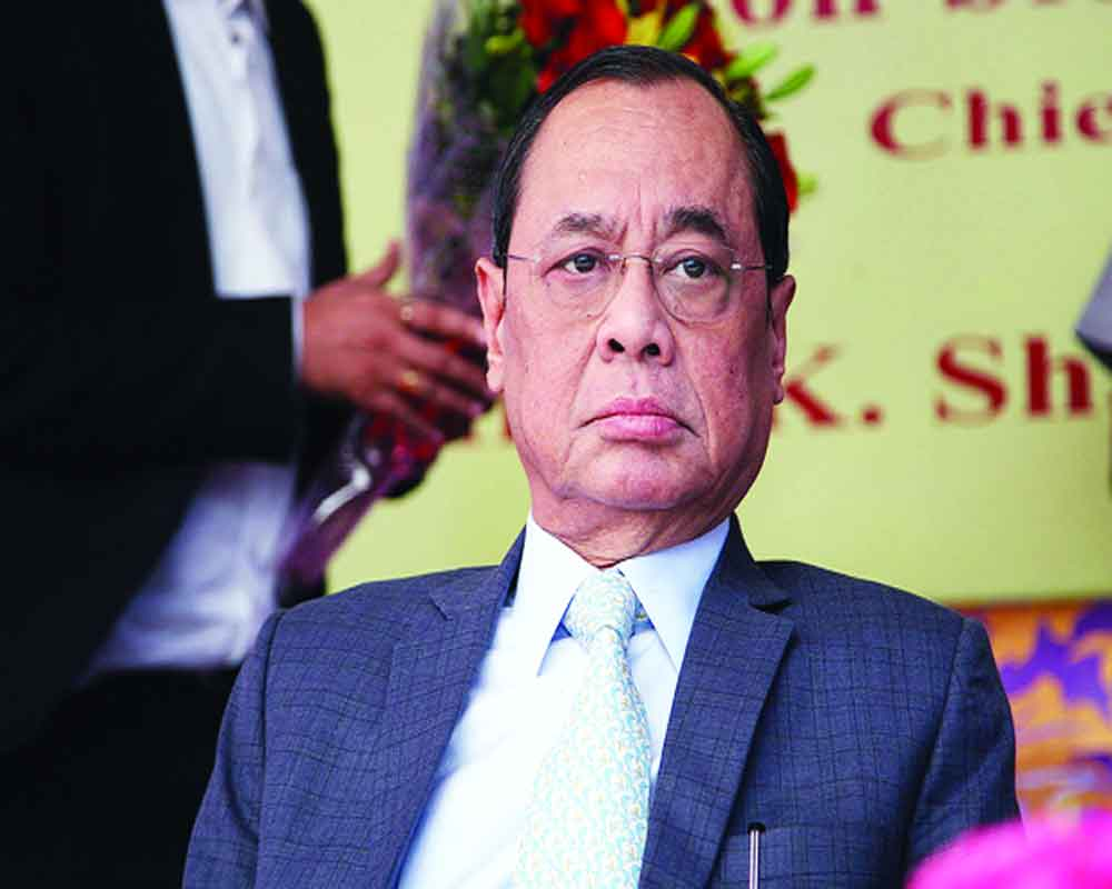 Ayodhya, Rafale among top 5 verdicts lined up for outgoing CJI Gogoi