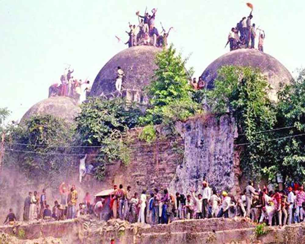 Ayodhya case: Underlying structure was not an Islamic structure, says SC