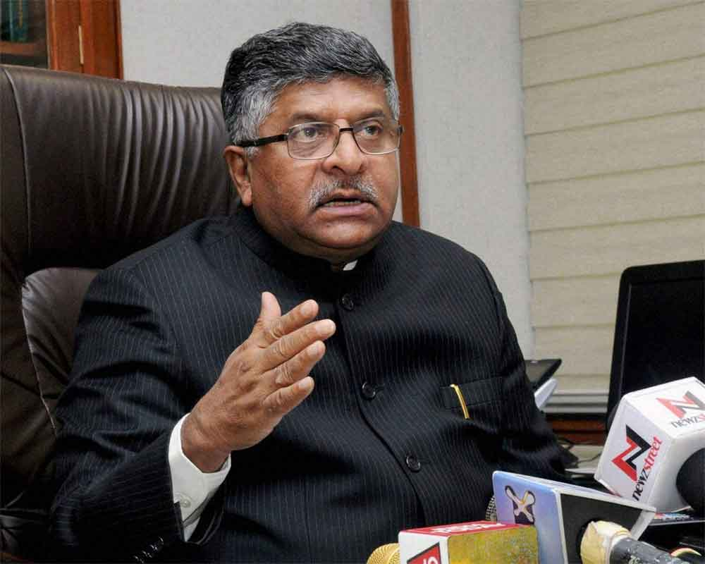 Ayodhya case should be heard soon: Ravi Shankar Prasad