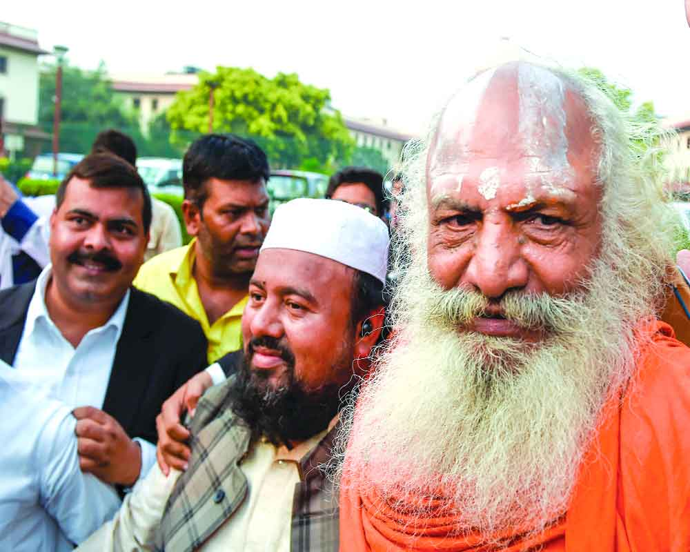 Ayodhya hearing ends, SC order in a month