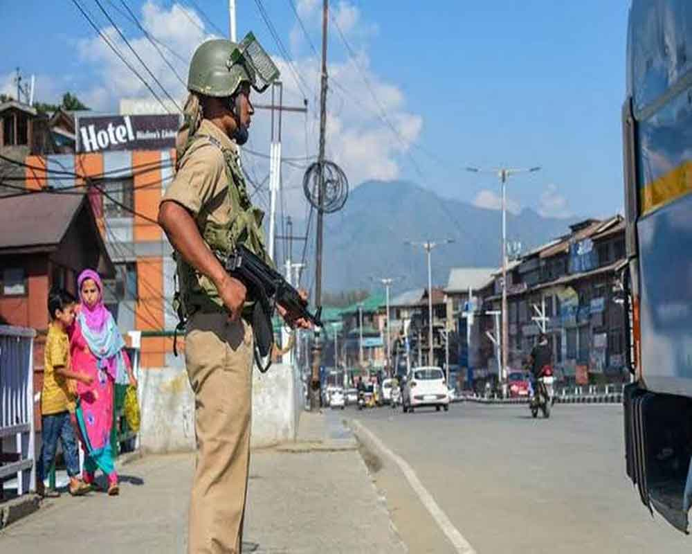 Ayodhya verdict: Restrictions imposed in entire J-K