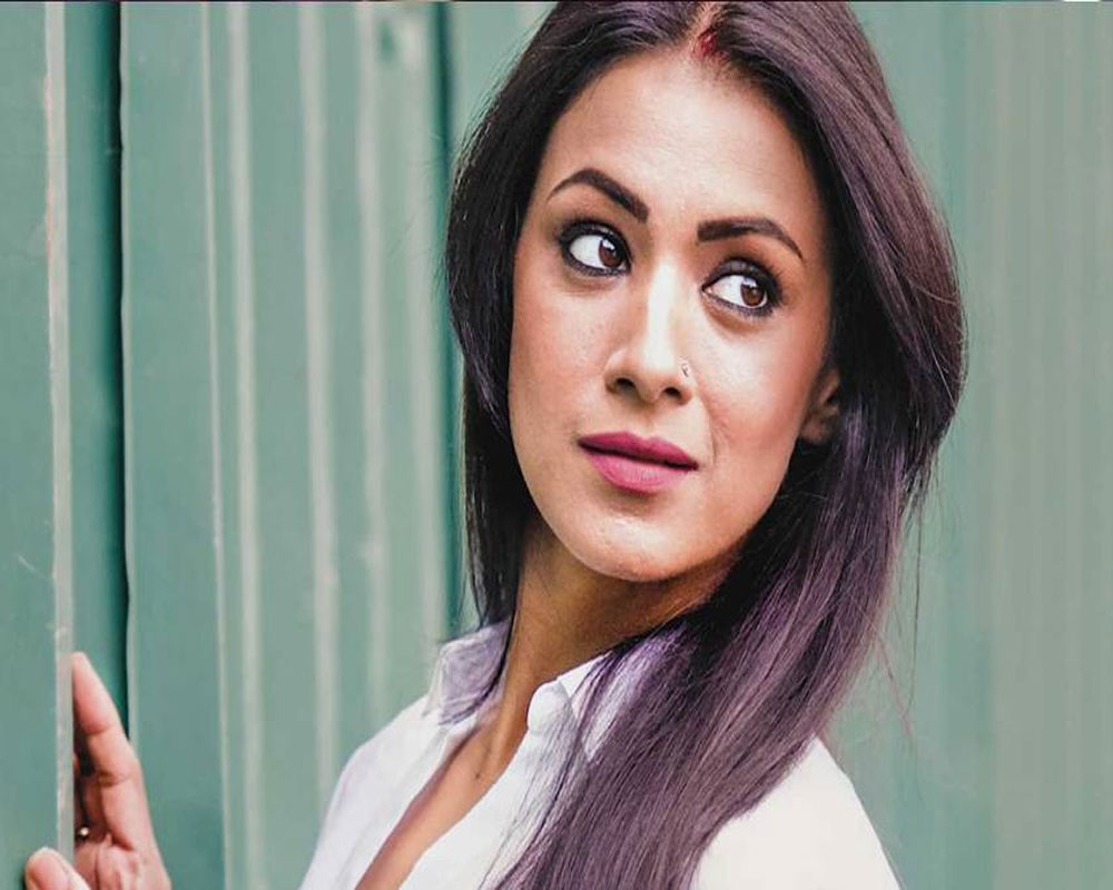 Barkha Bisht excited about her first historical show