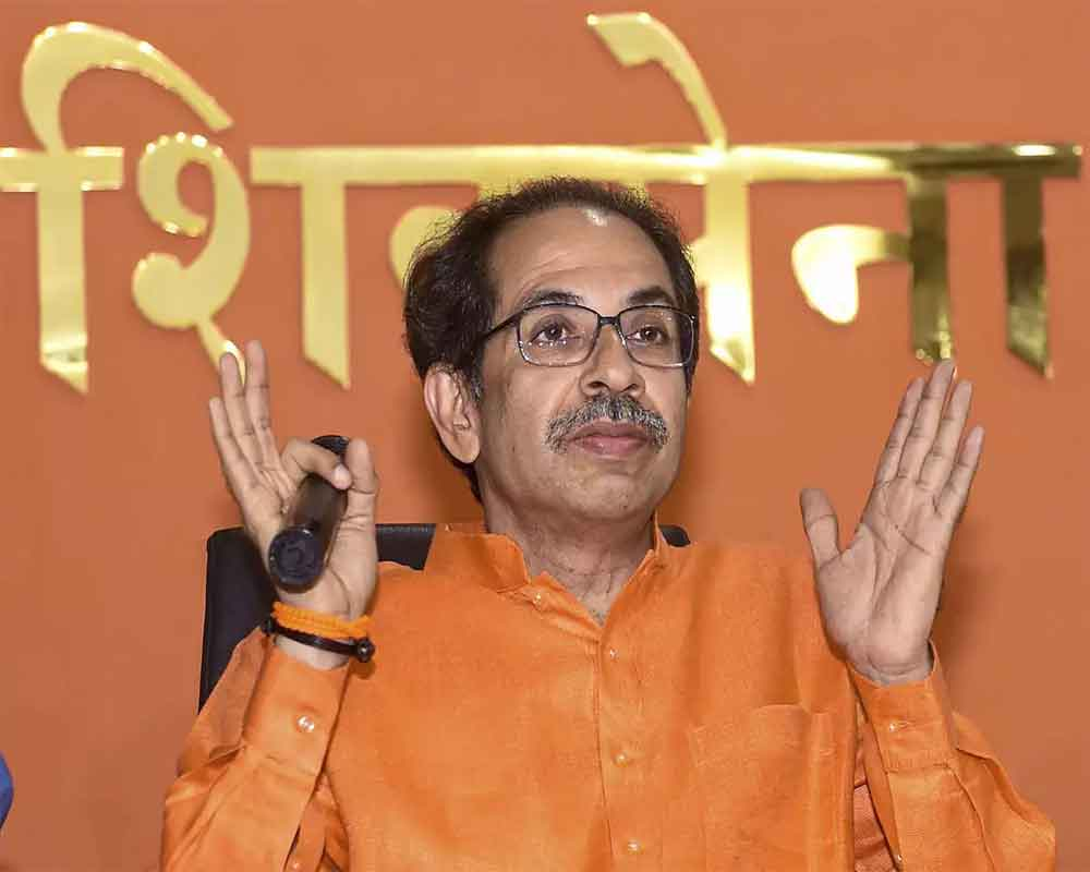 Be alert BJP, many of your members may become govt's friends: Says Sena