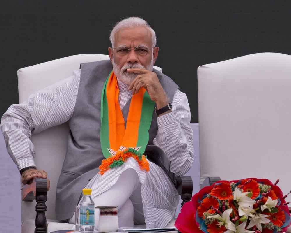 Biopic on PM Modi: SC directs EC to watch full movie, submit decision  in sealed cover
