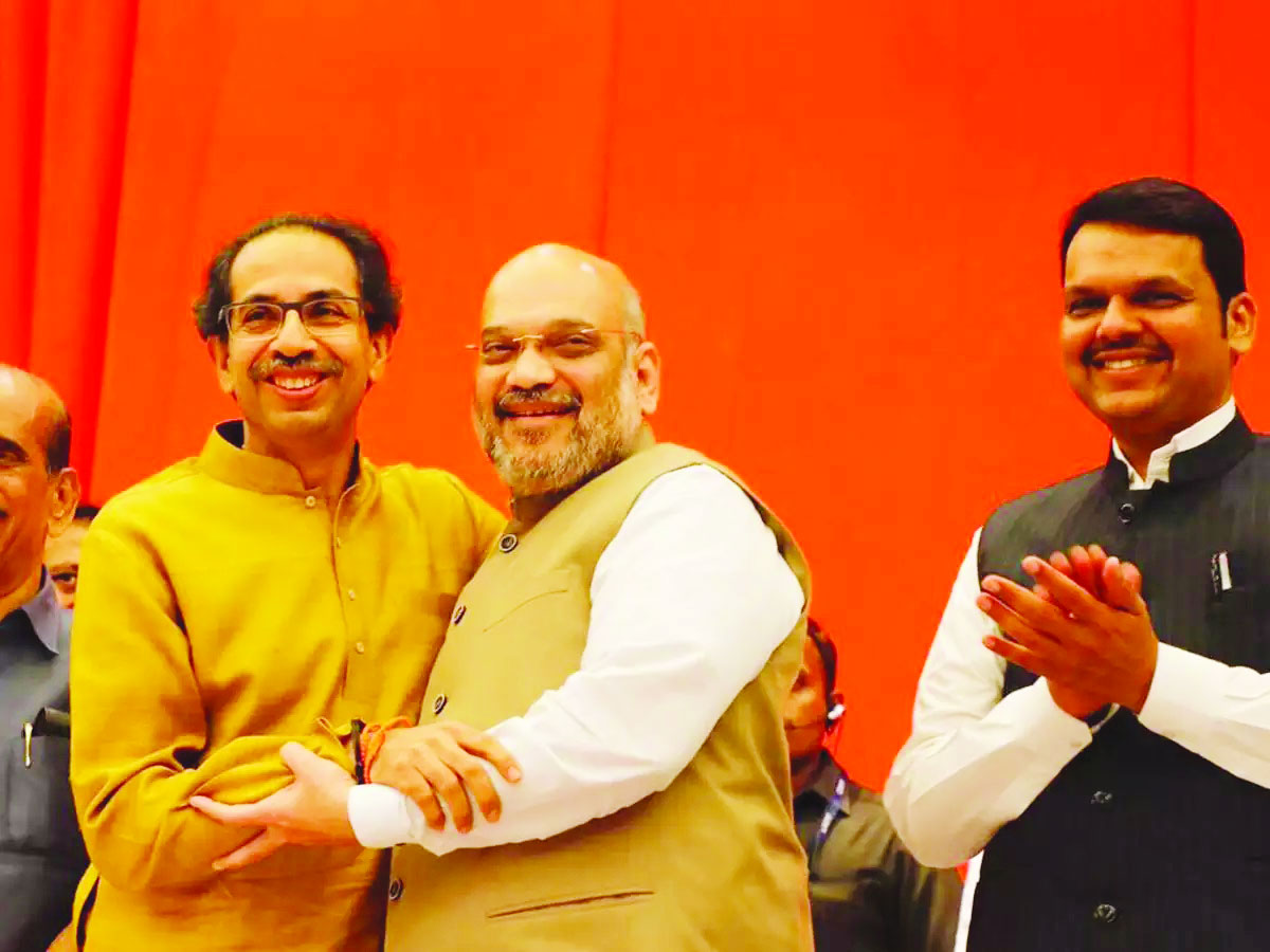 BJP, Sena to contest on equal number of seats
