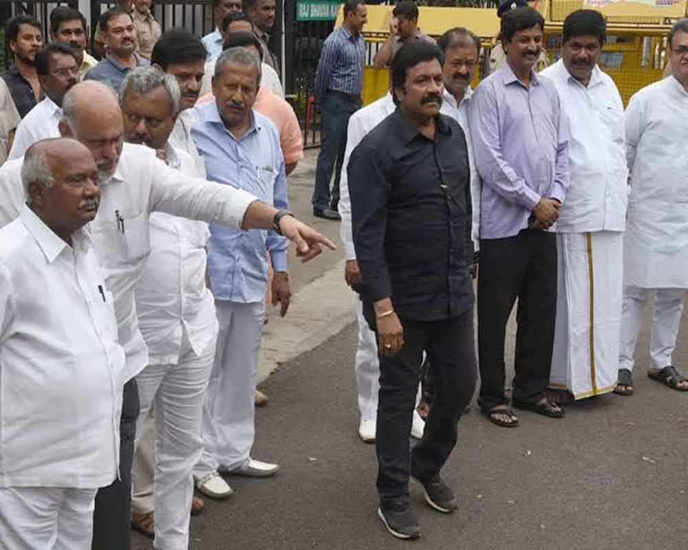 BJP fields 13 disqualified Cong-JD(S) MLAs for assembly bypolls in Karnataka