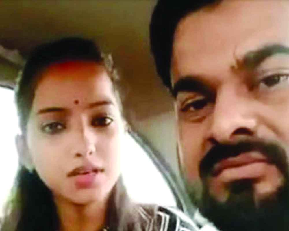 BJP MLA's daughter fears death for marrying Dalit