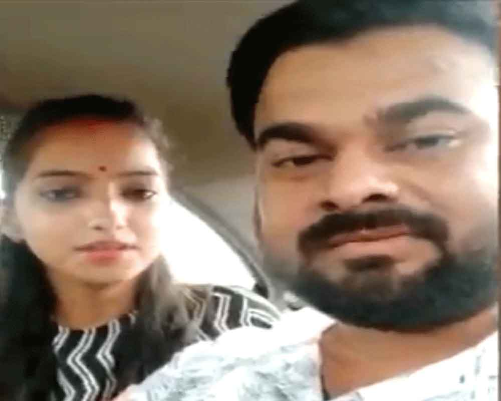 BJP MLA rejects daughter's charge, she seeks court's protection