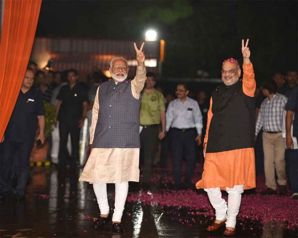 BJP sets new record for highest victory margin in five seats in Delhi