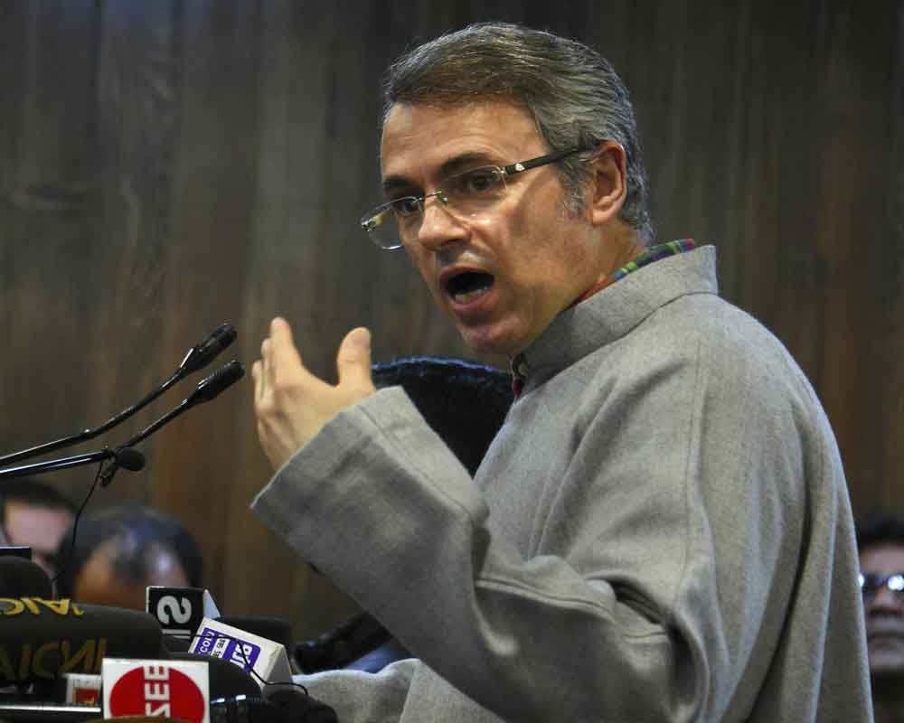 BJP surrendered to China on Masood Azhar, can't claim to be tough on terror: Omar