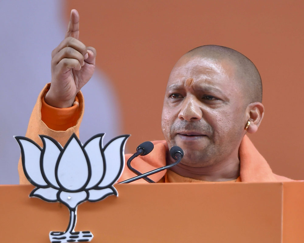 BJP will effectively wipe them off: Adityanath on BSP-SP alliance