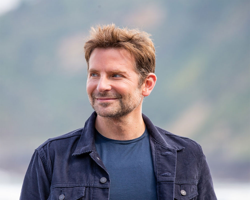 Bradley Cooper makes surprise appearance at Lady Gaga's show