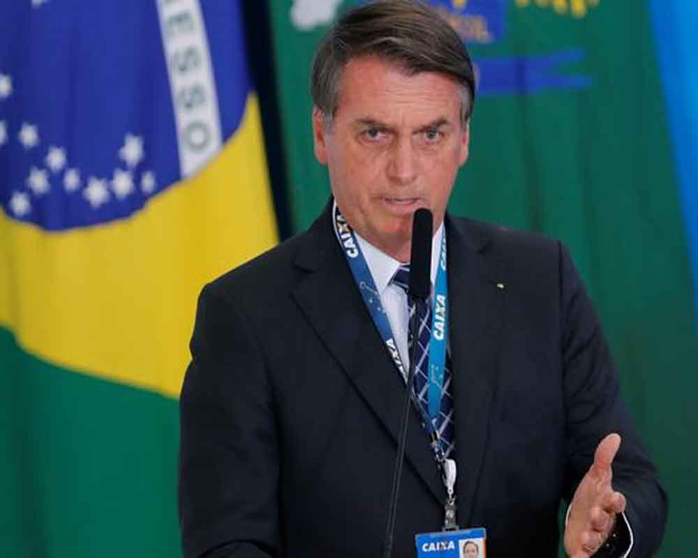 Brazil's Bolsonaro causes global outrage over Amazon fires
