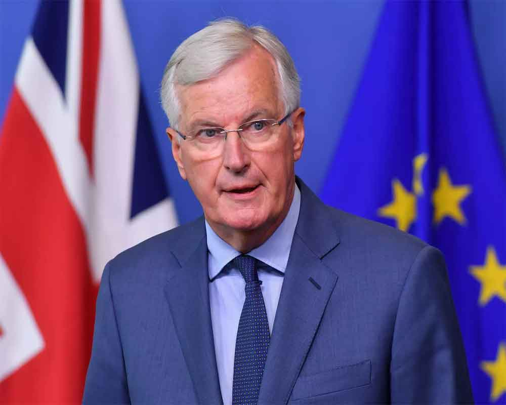 Brexit deal 'possible this week': EU's Barnier