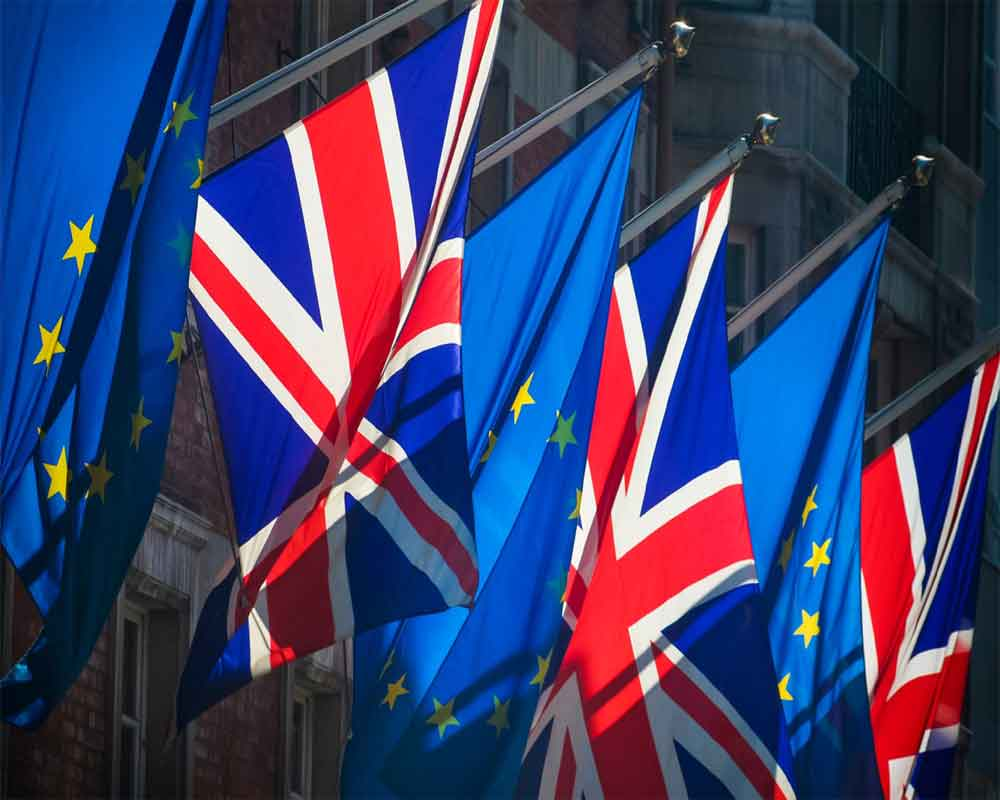 Brexit deal seen close as EU-UK talks go down to wire