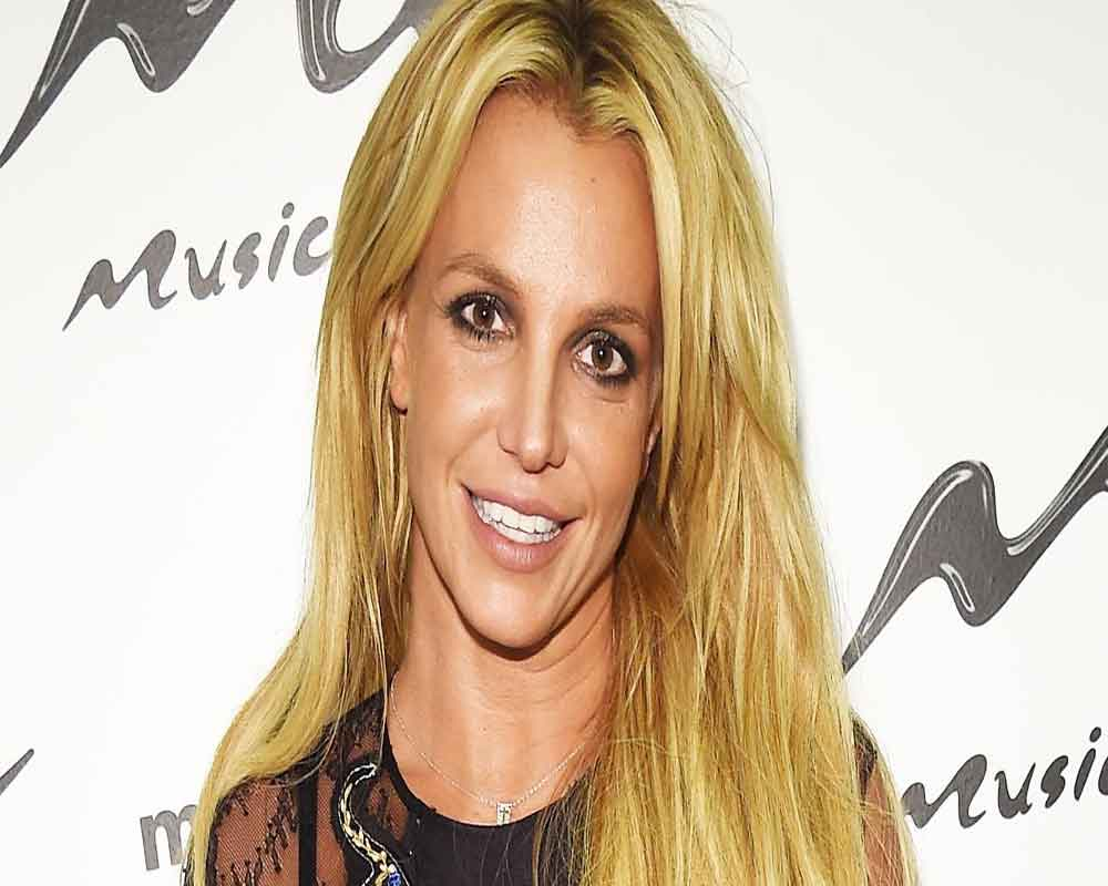 Britney Spears is on yoga, workout and dance therapy