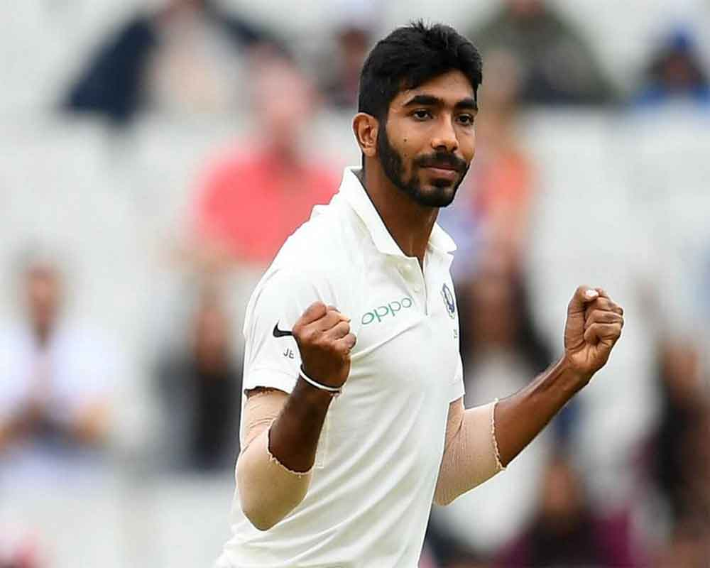 Bumrah's hat-trick, Vihari's maiden ton leave India on cusp of sweep
