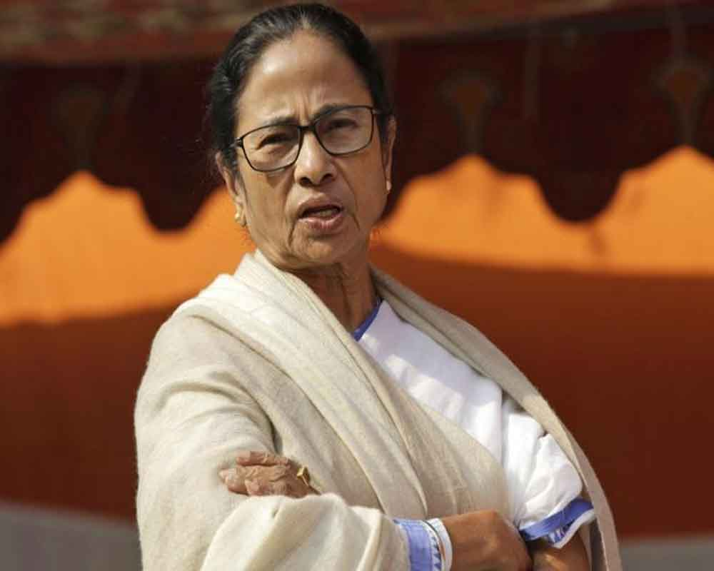 CAA will not be implemented in Bengal as long as I am alive: Mamata