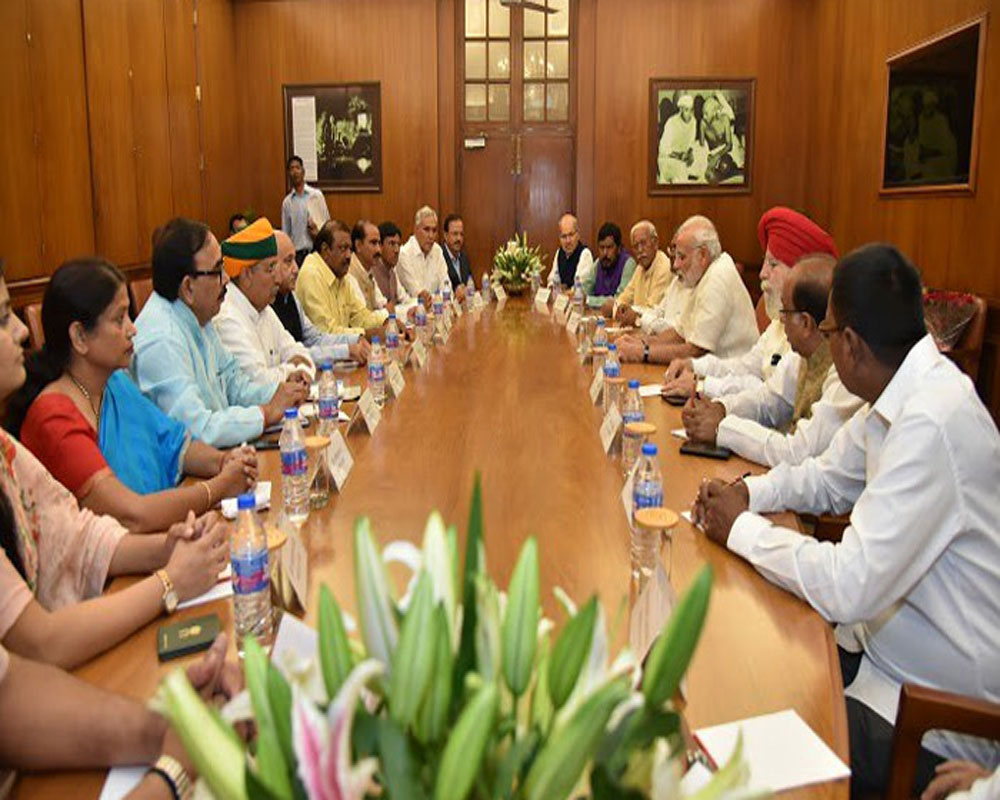 Cabinet approves 10 pc quota for economically weaker sections