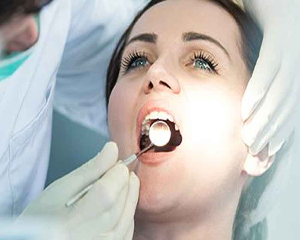 Caution: remove false teeth before surgery