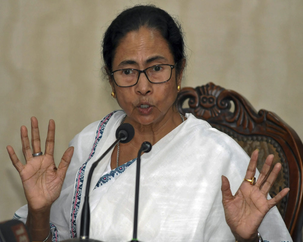 CBI being misused by BJP for political gains: Mamata