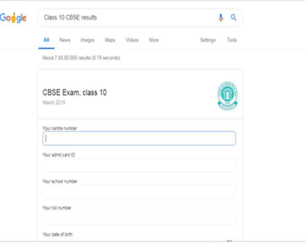 CBSE declares Class 10 results, girls outshine boys