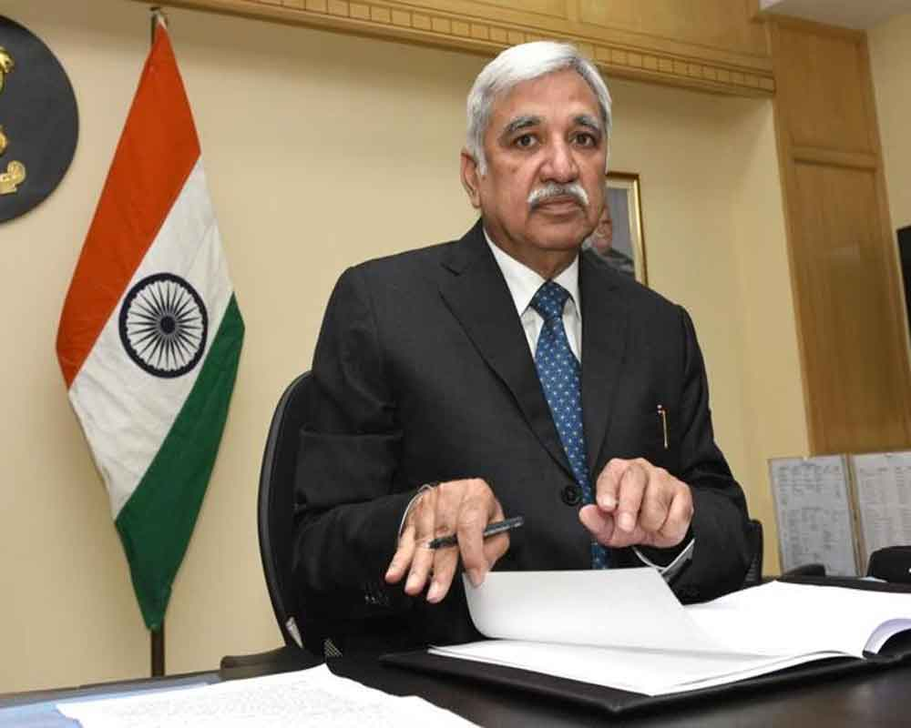 CEC rules out return to ballot papers; cites SC verdicts in Support