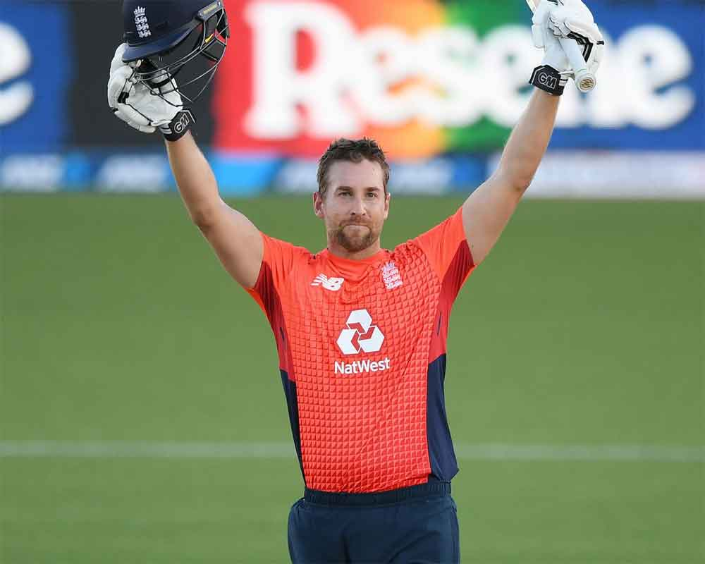 Century-maker Malan lifts England to record 241 in 4th NZ T20