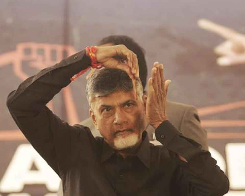 Modi did not follow raj dharma in AP's case, will teach him lesson: Chandrababu Naidu