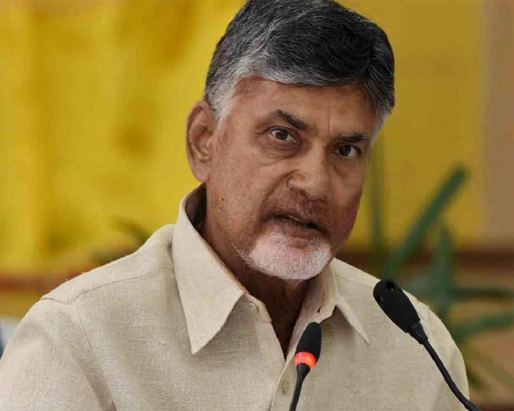 Naidu under house arrest, victims evicted from Guntur camp