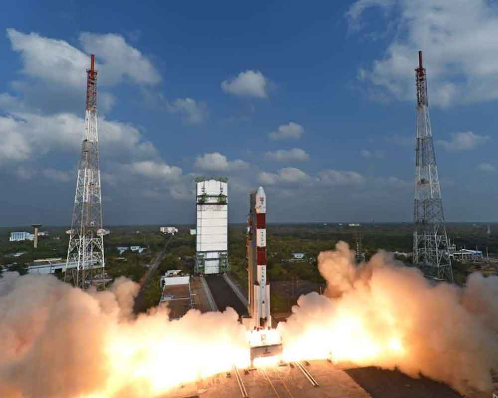 Chandrayaan-2 mission planned for middle of April: ISRO