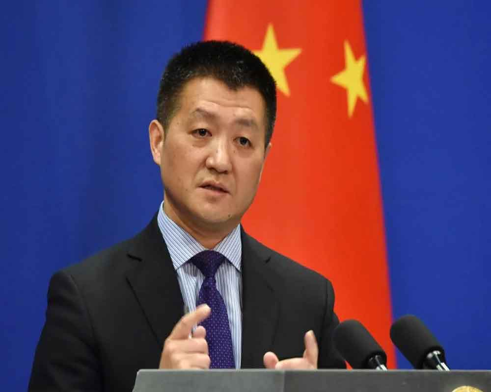 China defends blocking Azhar terror listing, says it will help in finding lasting solution