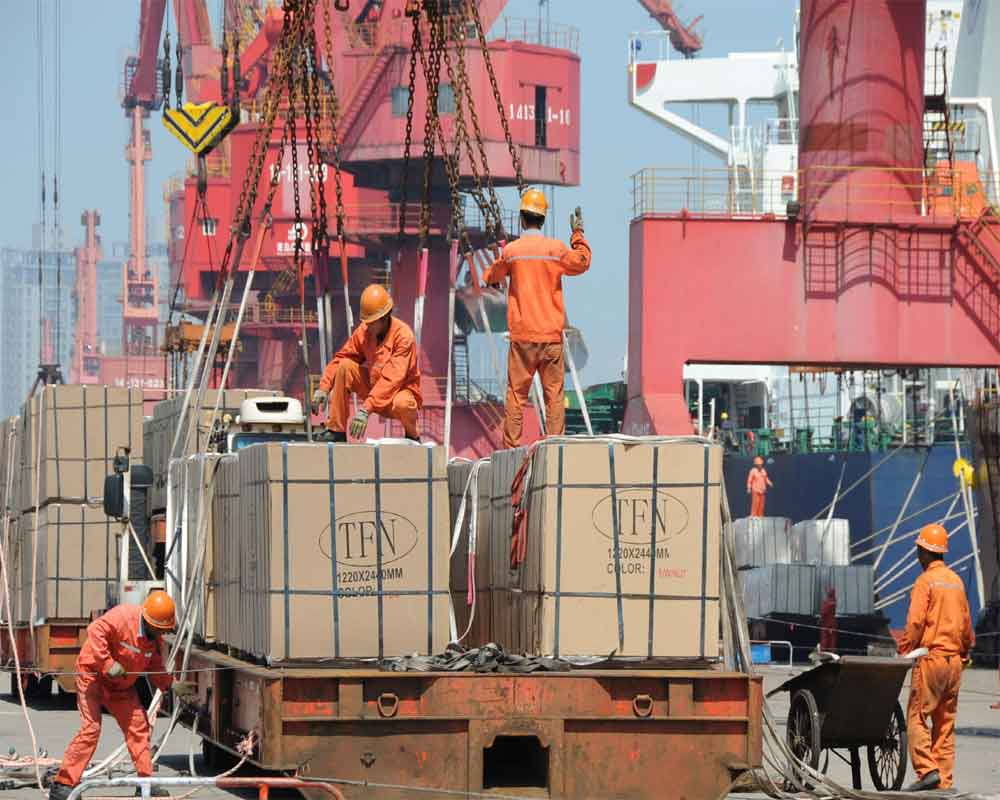China imports from US fall 19% in July amid trade war