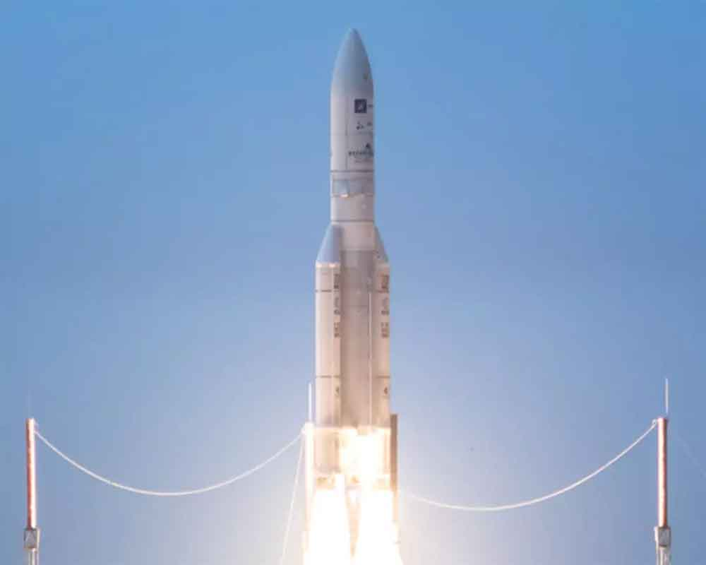 China unveils new commercial carrier rockets to compete with India for global market
