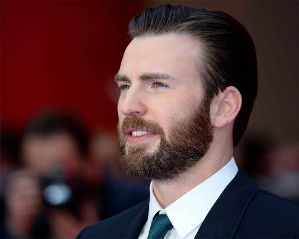 Chris Evans wants to h...