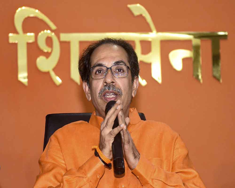 CM's post was promised in Shah's presence, can't stand being Called liar: Uddhav