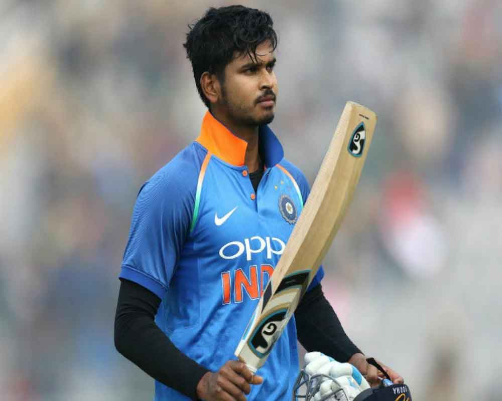 Confident Iyer hopes for consistent run in India team