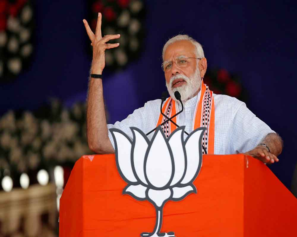 Cong, RJD will push 21st century India into darkness: PM Modi