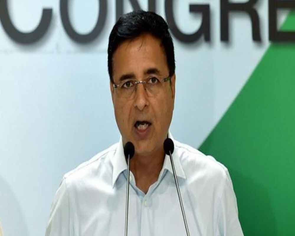 Cong hits out at BJP over Hegde's Rs 40,000 cr remark, demands answers from PM