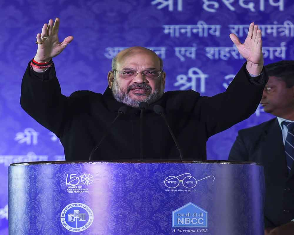 Cong misleading people, CAA has no provision to take away citizenship: Shah