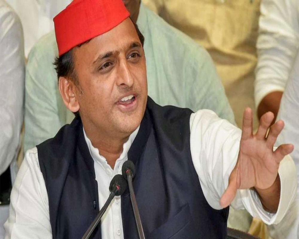 Cong more keen on forming UP govt in 2022, rather than halting BJP: Akhilesh